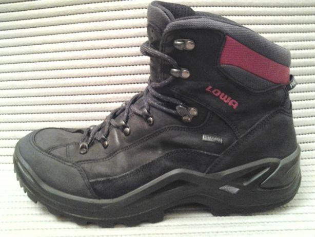 Lowa ботинки кроссовки оригинальные натуральная кожа 43-44 раз.