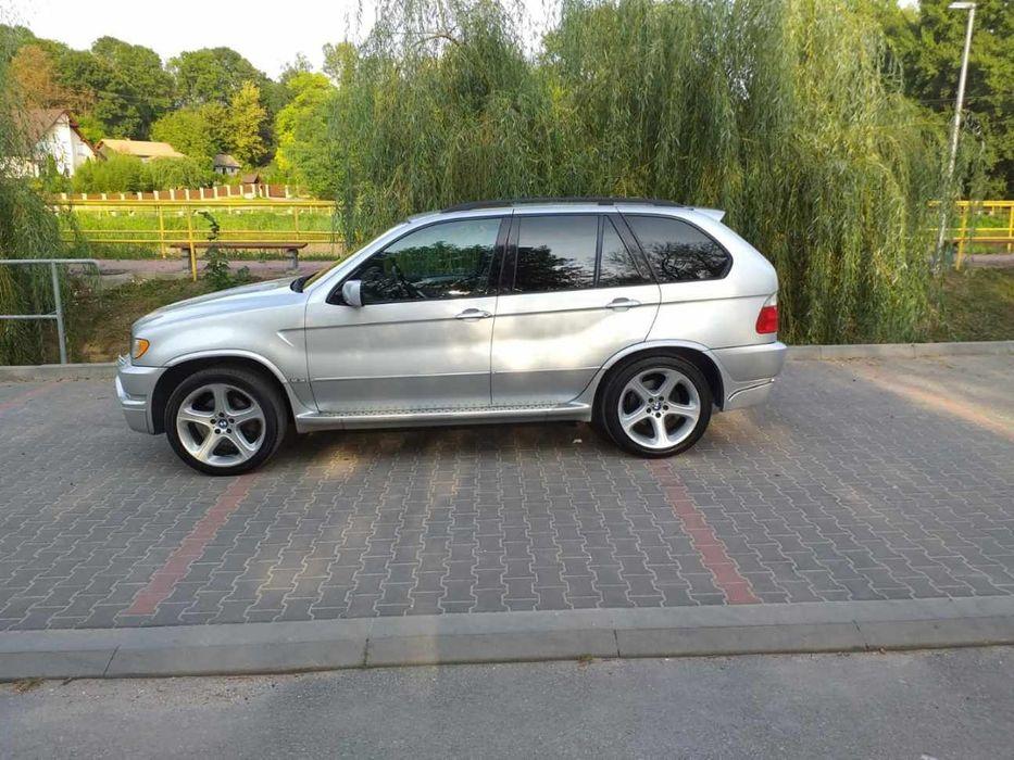 BMW X5 pakiet ALPINA Bejsce - image 1