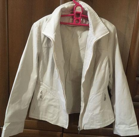 Куртка демисезонная от Marks & Spencer на подкладке размер 14
