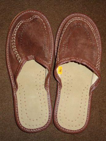 Pantofle góralskie r.38