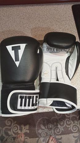 Боксëрские перчатки Title 12