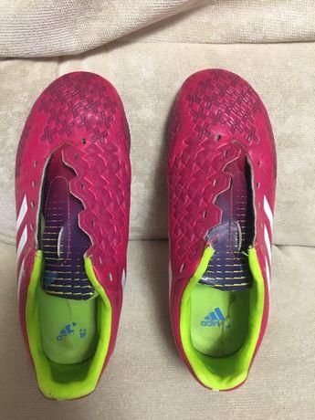 Бутсы- шиповки adidas