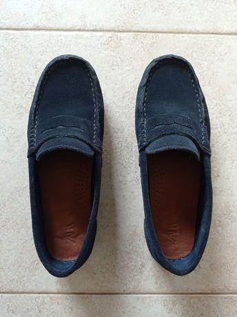 Sapato de vela tamanho 35