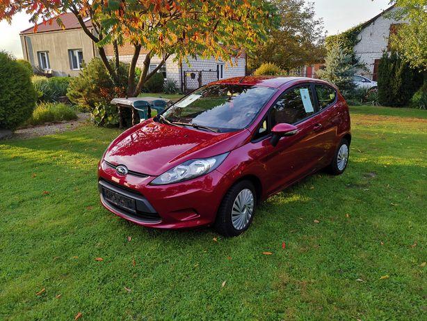 Ford Fiesta mk7 1.25 80KM Klimatyzacja, serwis