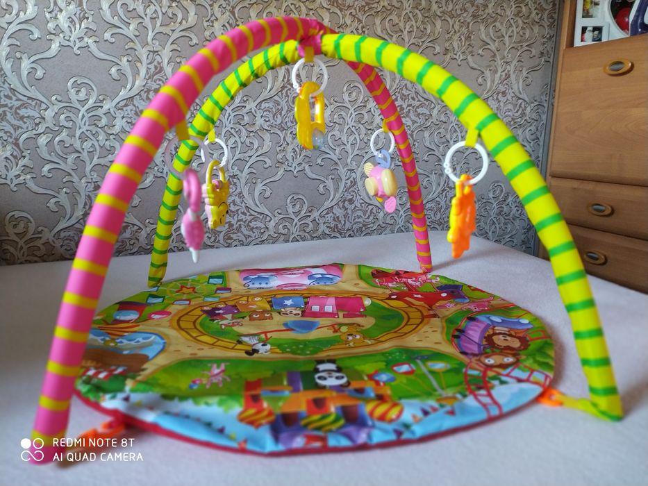 Игральный коврик для малыша Дружковка - изображение 1