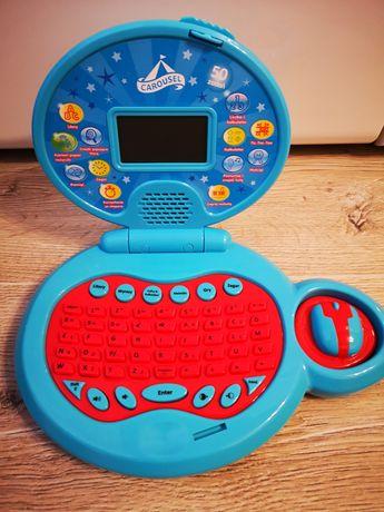 Laptop interaktywny