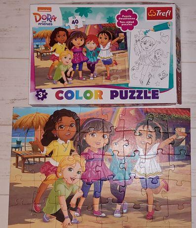 Puzzle Dora 40el.