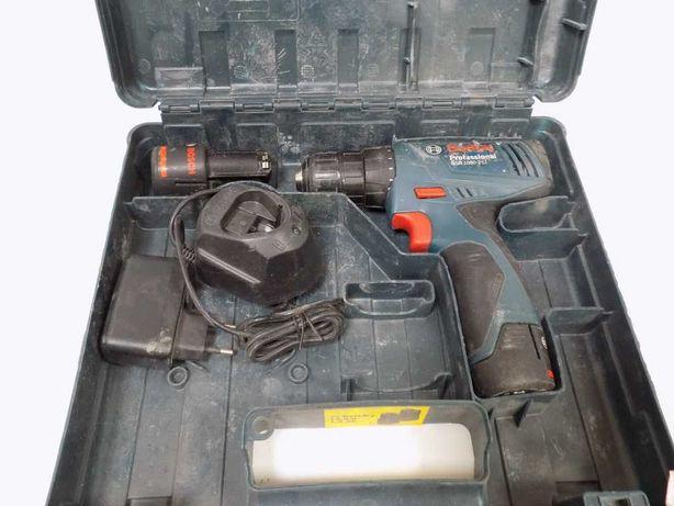 Wkrętarka Bosch GSR 1080-2-LI 2 X AKU + Ładowarka