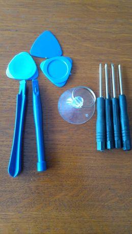 Śrubokręty, zestaw narzędzi do naprawy telefonu tabletu