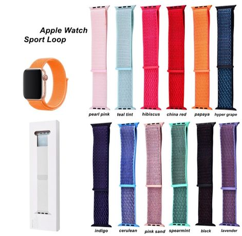 Pasek Sport Loop do Apple Watch 1/2/3/4/5 38/40/42/44 mm SKLEP