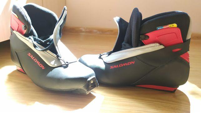 Лыжные ботинки Salomon SNS profil!