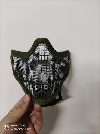 Máscara de proteção, Airsoft