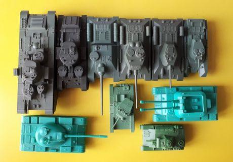 Продам свою коллекцию/поштучно моделей танков 1:87 ! Сделано в СССР!