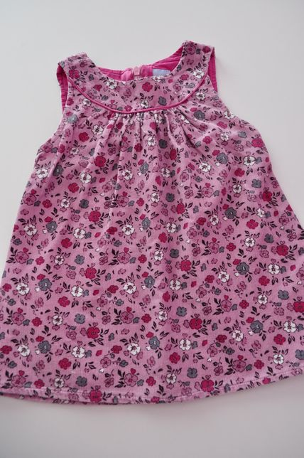 Sukienka 5 10 15 roz. 74
