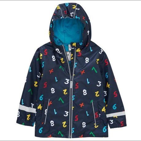 Ветровка Topolino на хлопковой подкладке, 128р вітровка курточка