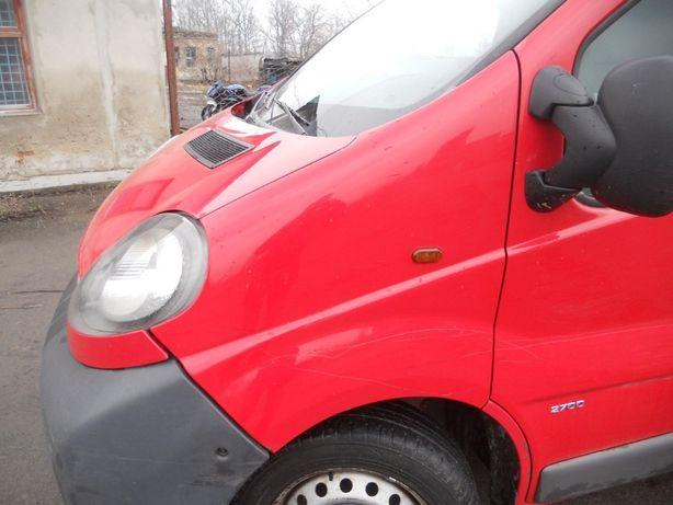 Крыло переднее на Renault Trafic, Opel Vivaro, Nissan Primastar