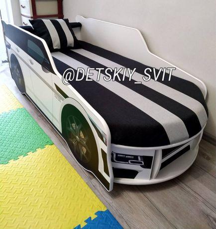 Кровать машина джип.Кровать машина БМВ.кровать машина для мальчика