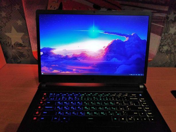 Игровой ноутбук Xiaomi Mi Gaming Laptop 19 (I7 9750H, 1660Ti, 1TB SSD)