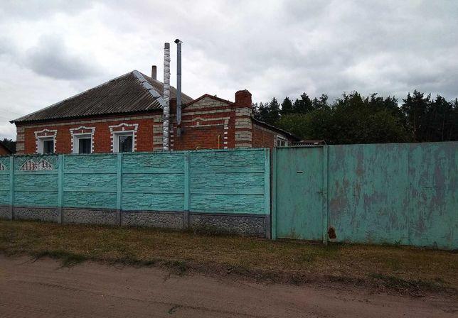 170762 Продам дом с. Заброды Богодуховский район