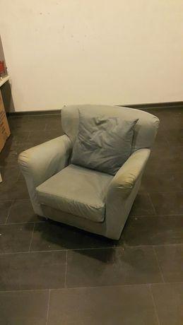 Fotel Ikea.