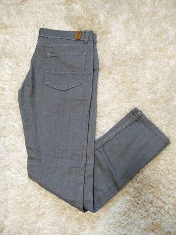 Женские джинсы - скинни серые новые р.32 Турция