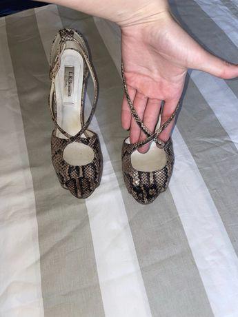 L.K.Bennett Босоножки 36 Bennett туфли на каблуке