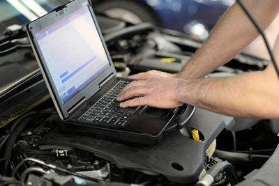 Диагностика электронных систем и экспертиза техсостояния автомобиля