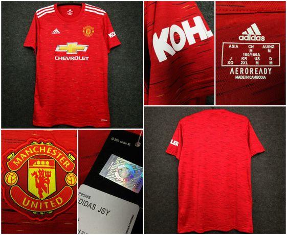 Koszulka Adidas Manchester United 2021 S M L XL [NADRUK]