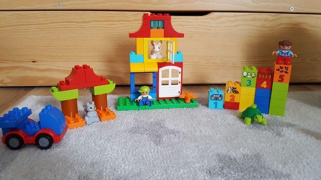 Lego duplo kreatywne pudełko 10580