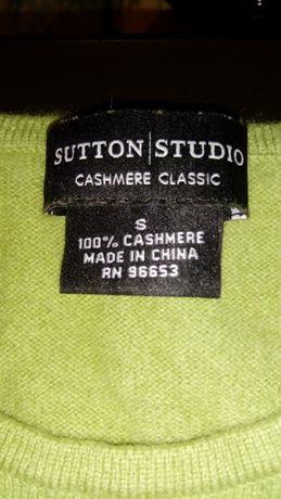 Sutton Studio Cashmere sweterek damski, rozmiar S