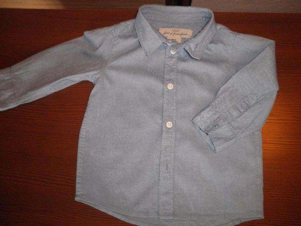 Рубашка НМ 6-9 мес.
