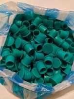 Пробки новые пластмассовые 1гр