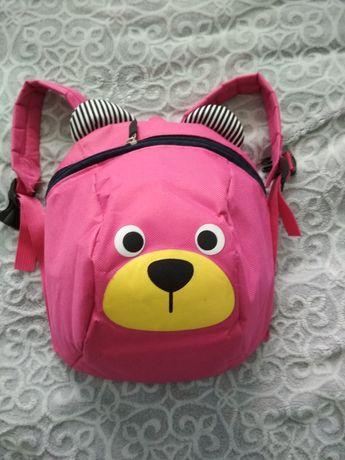 Plecaczek plecak dla malucha