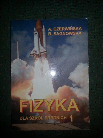 Fizyka dla szkół średnich cz. 1 i 2 - A. Czerwińska, B. Sagnowska