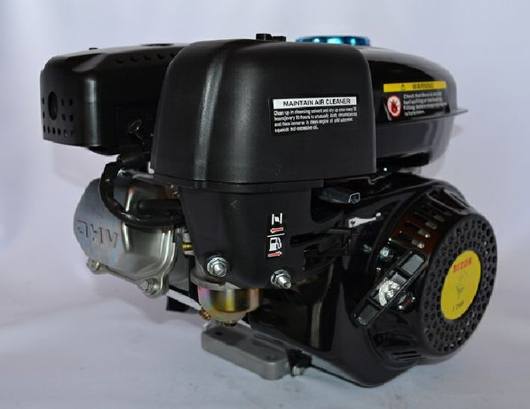 Двигатель бензиновый на мотоблок 7.5 л.с 20 мм