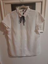 Bluzka biała Mohito rozmiar 40