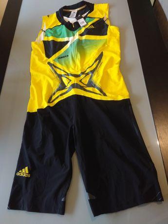 Fato Atletismo Adidas Original da Jamaica