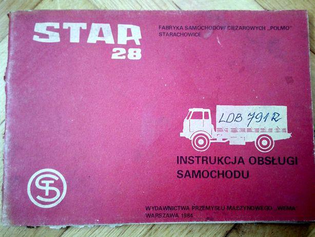 Star 28 - instukcja obsługi