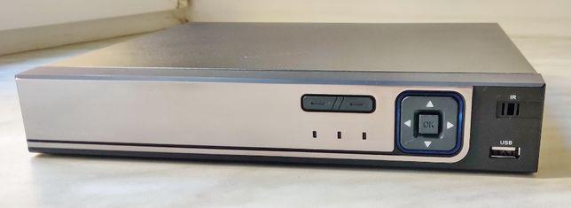 IP видеорегистратор POE 8 каналов XMEye iCSee ONVIF HI3536