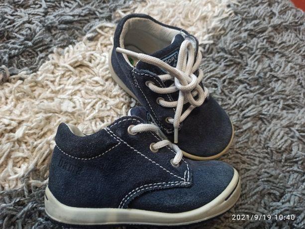 Ботинки мальчик 21 размер