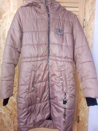 Куртка-зима, підліткова 42 розмір