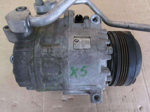 Motor ar condicionado Bmw X5 modelo E53 - climatizador