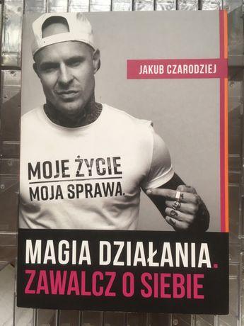 Magia działania - Jakub Czarodziej