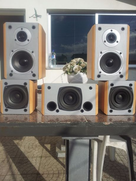 Amoisonic Mini Home Theater System SP5010