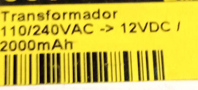 Transformador 220v- 12v