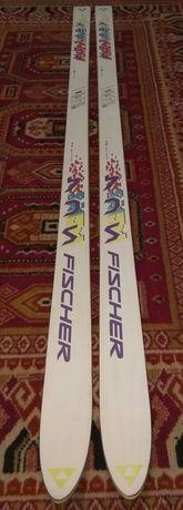 Горные лыжи fischer SC4