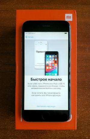 iPhone 6 64GB Space Gray iCLoud lock
