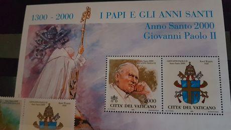 Znaczki pocztowe  Watykan.