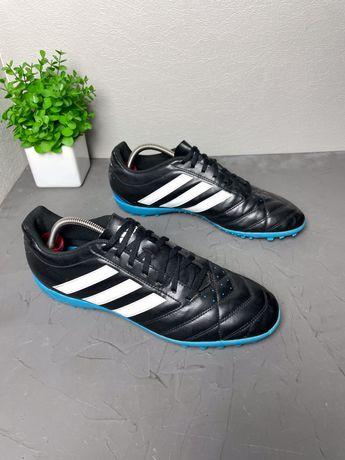 Футбольные сороконожки Adidas original 45 бутсы бампы 29см мужские