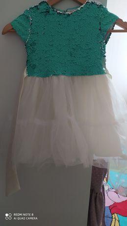 Платье 3,5 - 4,5 года